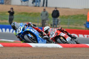 Podium whitewash for Pirelli riders on Winton ASBK weekend