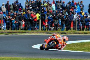 MotoGP qualifying postponed at Phillip Island