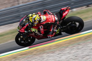 Bautista faced 'unexpected drop of grip' during race two in Argentina