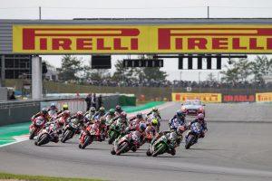 Pirelli extends deal as official WorldSBK tyre supplier