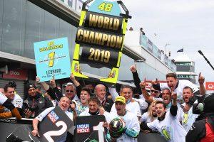 Phillip Island Moto3 win clinches Dalla Porta world championship