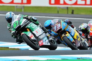 Sixth place in Moto2 at home a 'building block' for Gardner