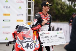 New best lap clinches Jones Phillip Island ASBK pole position