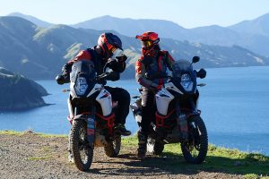 Top of the South set for next KTM New Zealand adventure rallye