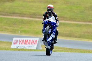 Toparis earns Supersport overall victory in Sydney