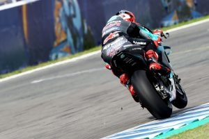 Petronas Yamaha SRT samples new prototype engine at Jerez