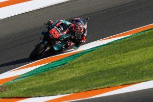 Quartararo earns Valencia MotoGP pole as Miller lands front row start