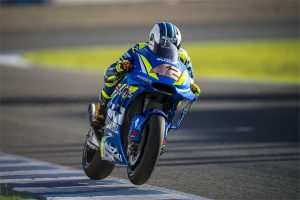 Jerez weather 'hampered our progress' admits Rins
