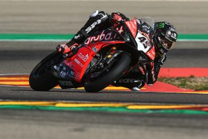Day two of Aragon WorldSBK test topped by Redding