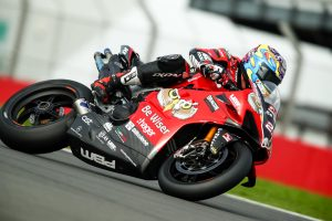 Brookes re-signs with Be Wiser Ducati for 2020 BSB season