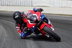 Watch: Marc Marquez rides 2020 Honda CBR1000RR-R Fireblade SP