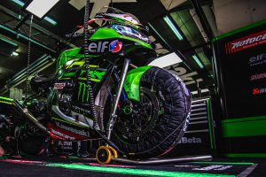 Building crew relationships key in Kawasaki transition says Lowes