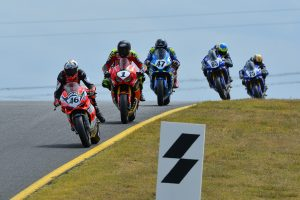 DesmoSport Ducati's Jones clinches ASBK Championship with Pirelli