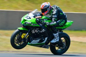Staring secures sixth in ASBK championship