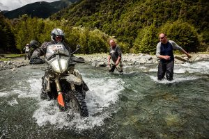 Spectacular top of the South 2019 KTM New Zealand Adventure Rallye a success