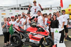 Jones confirmed to defend ASBK title with DesmoSport Ducati