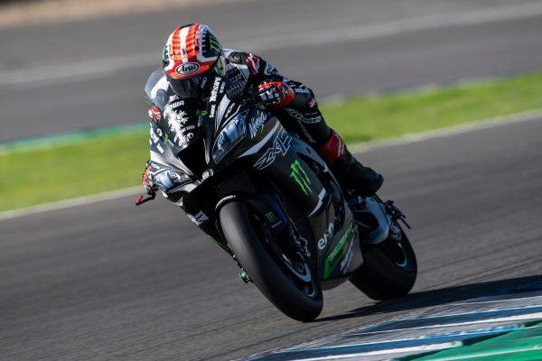 WorldSBK Jerez test topped by Rea on day two