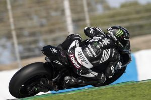 Increasing comfort the target for Lowes in Jerez WorldSBK test