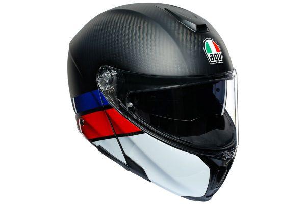 Detailed: 2020 AGV SportsModular helmet