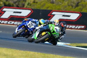 Increased TV broadcast for Australian Superbike Championship