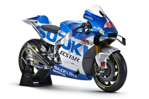 New-look GSX-RR for Team Suzuki Ecstar in 2020