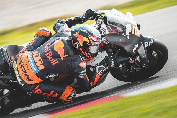 Sepang test a big step forward for MotoGP rookie Binder