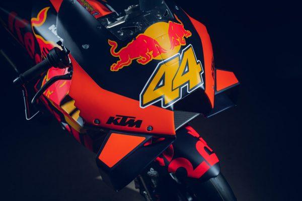 Watch: 2020 Red Bull KTM MotoGP team presentation