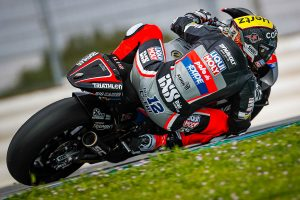 Moto2 test at Jerez concludes with Luthi atop the charts