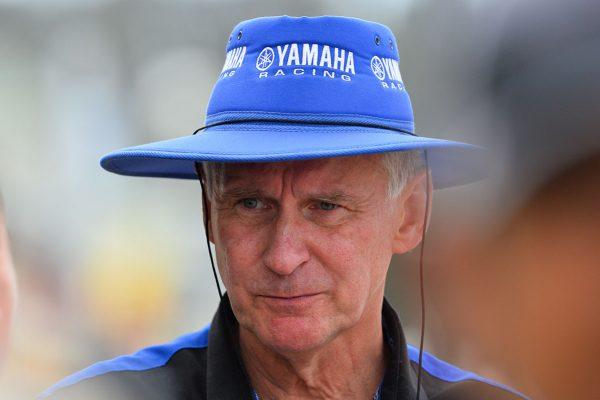 Industry: Yamaha Racing Team's John Redding