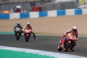 Possible nerve damage a major concern in Marquez injury