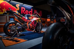 KTM presents rare opportunity to purchase MotoGP team bikes