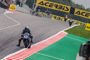 Razgatlioglu fastest at Catalunya WorldSBK on Friday